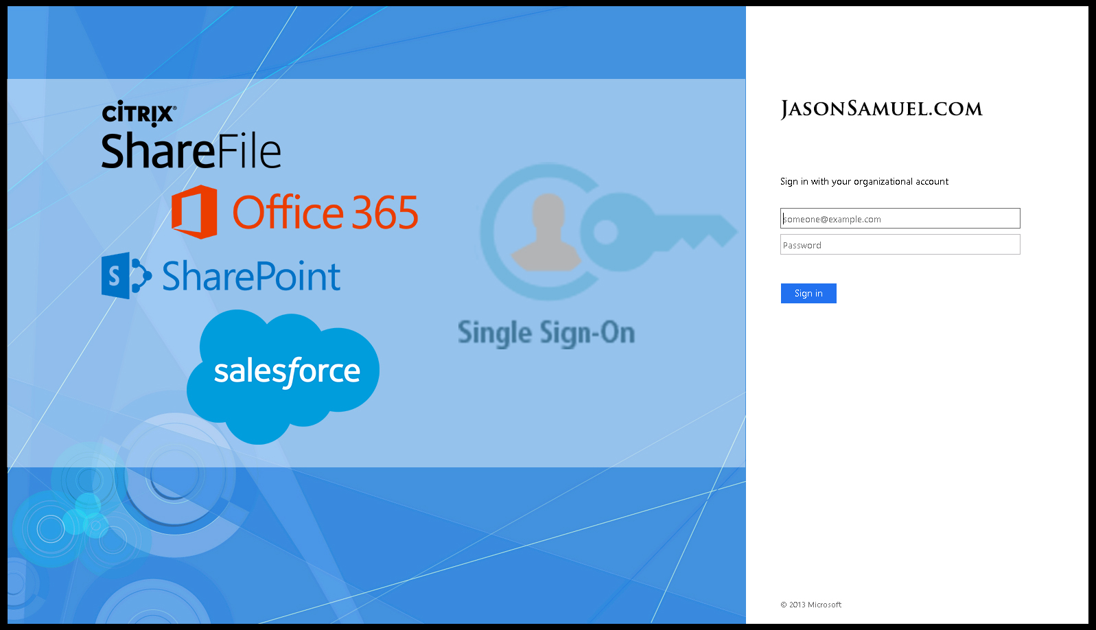 Office 365 single sign on karstadt warenhaus utilitas gmbh microsoft yammer sharepoint app - Single sign on with office 365 ...