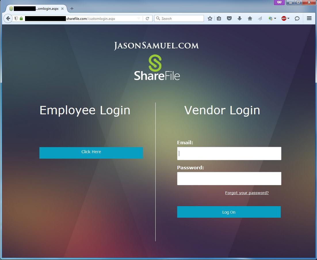 sharefile-x1-theme-custom-split-logon-page
